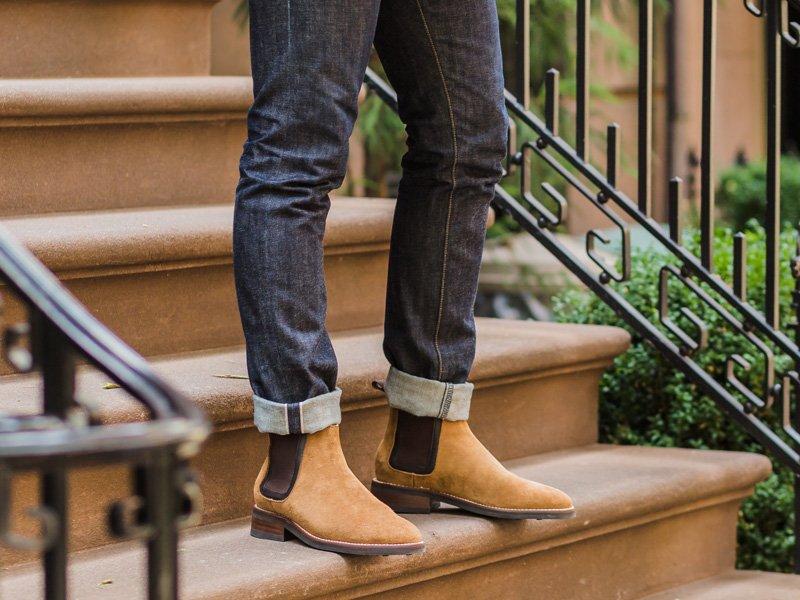 Ανδρικά Παπούτσια για τη Βροχή