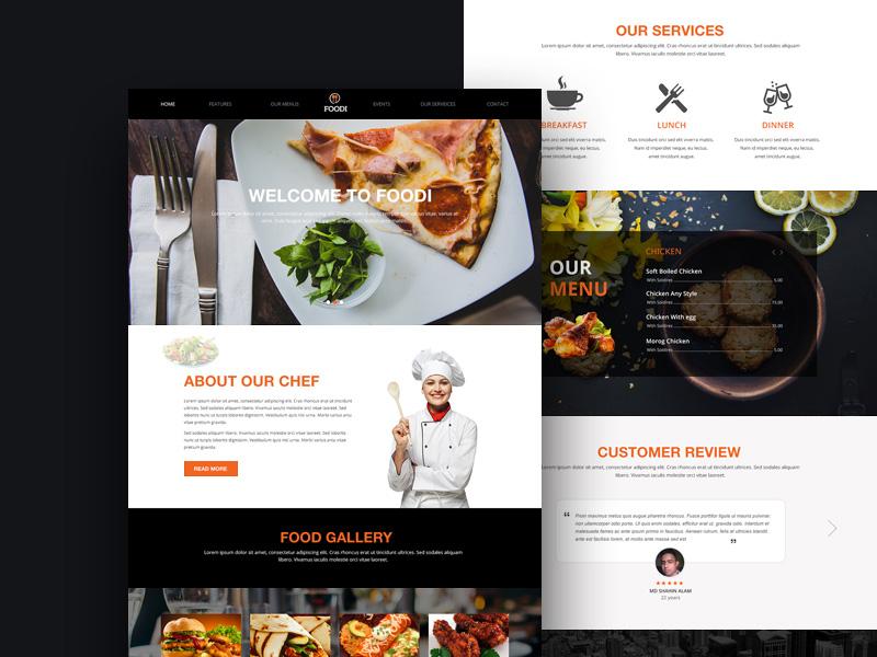 Ιστοσελίδα Εστιατορίου για Αύξηση Πωλήσεων