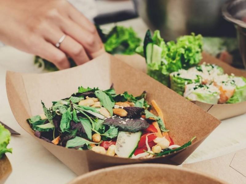 Το Street Food Είναι η Νέα Τάση στο Catering Εκδηλώσεων