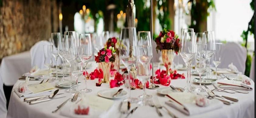 3 Ιδέες για το catering γάμου το 2020