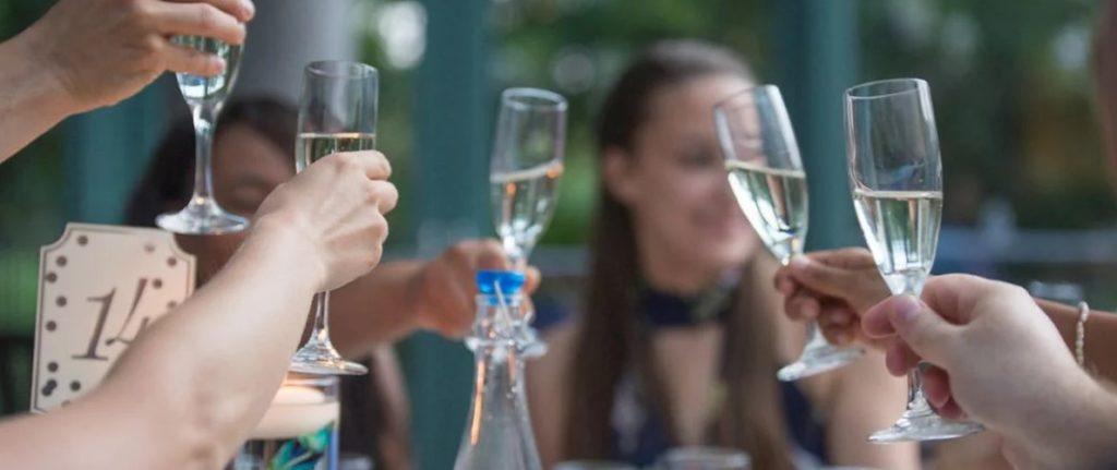 ιδέες για το catering γάμου 2020