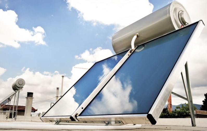 Αντικατάσταση μποιερ ηλιακου