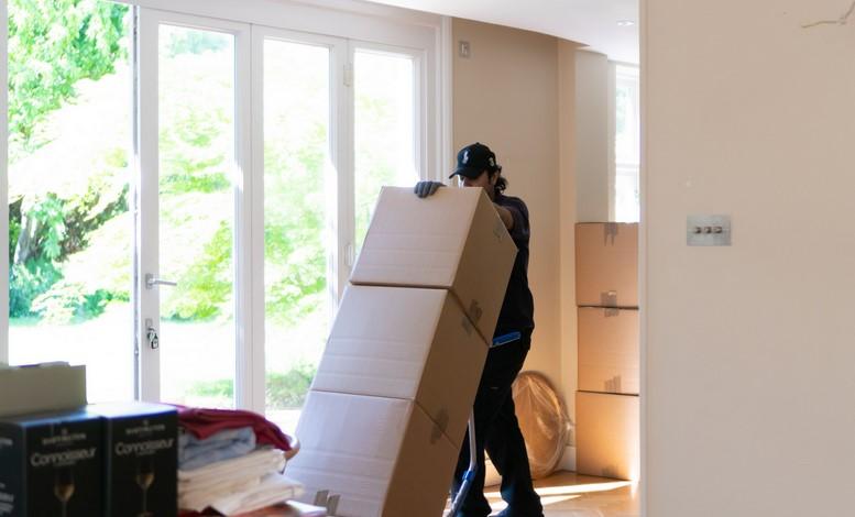 μετακόμιση δωματίου